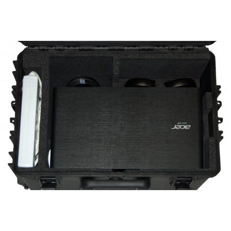 GOVR, Helmet carrying case Oculus RIft (M)