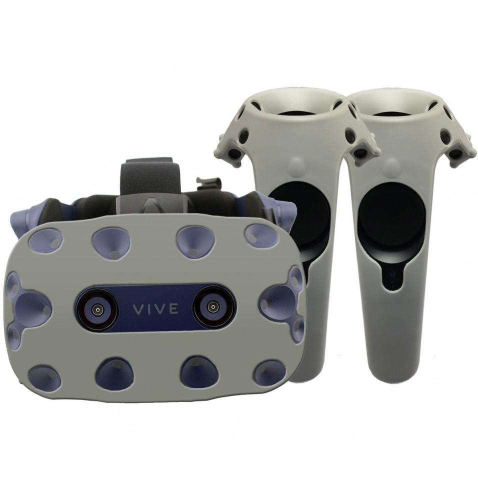 Coque de protection casque et manettes HTC Vive PRO