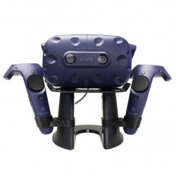 Support Stand Casque HTC Vive & HTC Vive PRO (Noir) - Govark