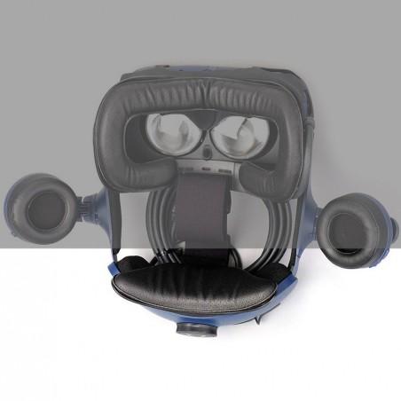 VR Cover simili cuir HTC Vive Pro mousse housse remplacement