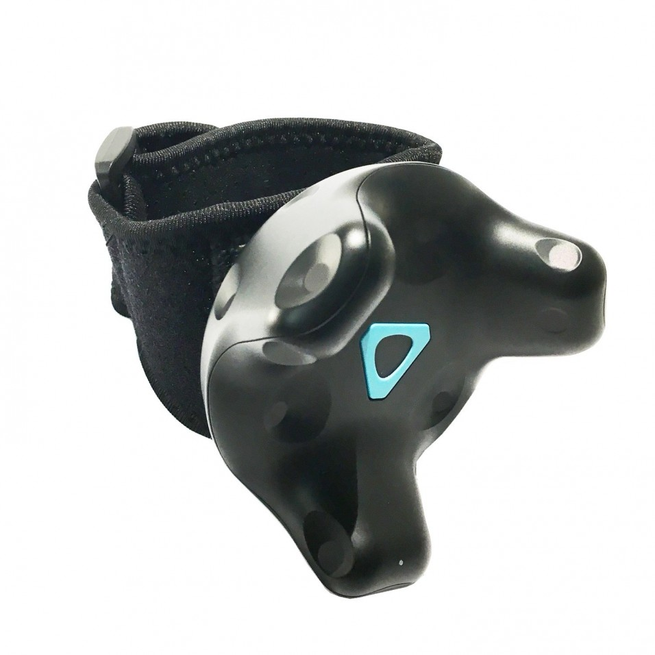 [Original] Govark™ Strap to attach HTC Vive Tracker (with silicone grip)
