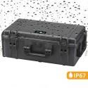 Universal Koffer mit modularen Fächern - GOVR (S)
