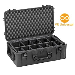 Valise de transport universelle & compartiments modulables - GOVR (S)