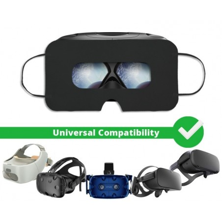 VR headset protection mask