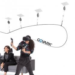 Einziehbares Kabelbindersystem für VR-Headsets (HTC Vive & Pro, Oculus Rift ...) Bewegungsfreiheit
