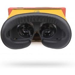 [Lot de 2] Mousses de remplacement Nintendo Switch Labo VR Kit - Simili Cuir