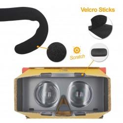 [2er-Set] Nintendo Switch Labo VR Kit  Ersatzschaum - PU-Leder