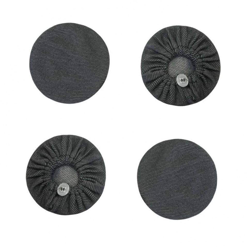Housse en coton pour oreillette audio (HTC Vive, HTC Vive Pro, Samsung Odyssey) - VR Cover
