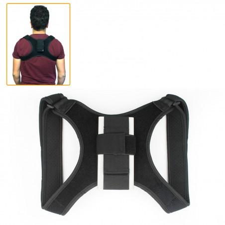 Sangle dorsale pour batterie et casque VR