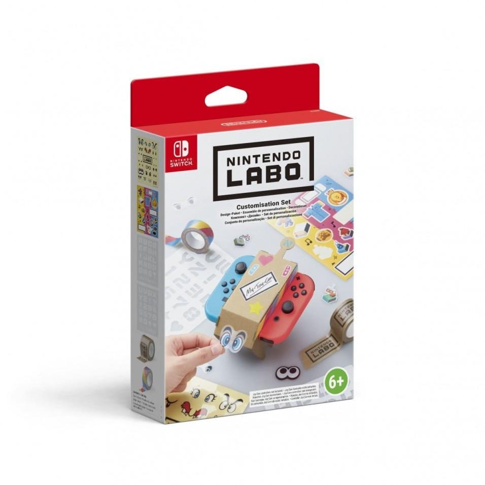 Nintendo Labo : Ensemble de personnalisation pour Toy-Con Nintendo Switch