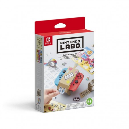Nintendo Labo : Design-Paket für Toy-Con Nintendo Switch