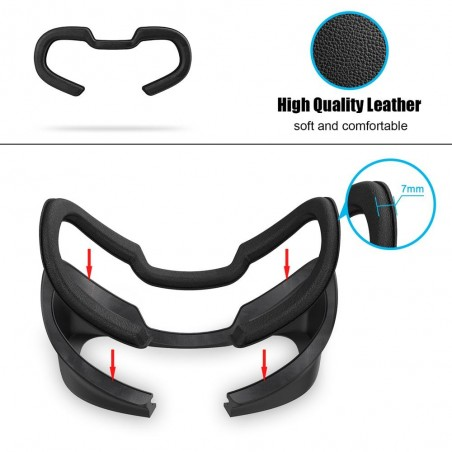 Replacement foam of 7mm for Rift S