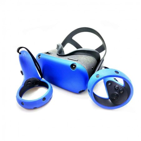 Protective skin cover to protect your OCULUS QUEST headset (silicone material)