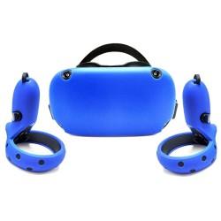 [2 in 1] Schutzhülle für Oculus Quest Headset und Controller (Silikon)