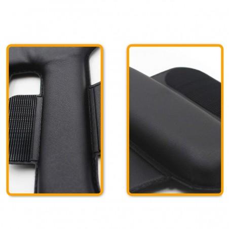 Cleanable foam imitation leather