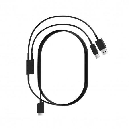 Câble 2-en-1 PIMAX 5m