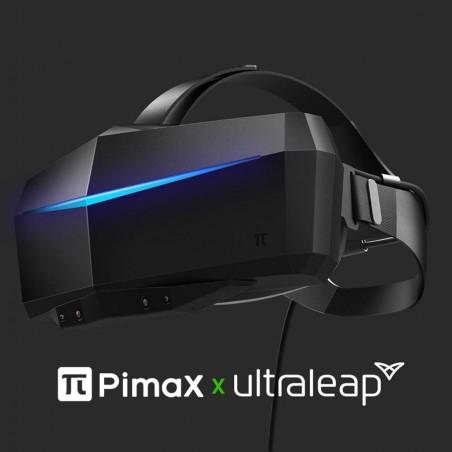 Partenariat entre Pimax et Ultraleap
