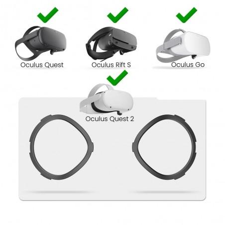 Kompatibel mit Oculus Quest 2, Rift S, Go