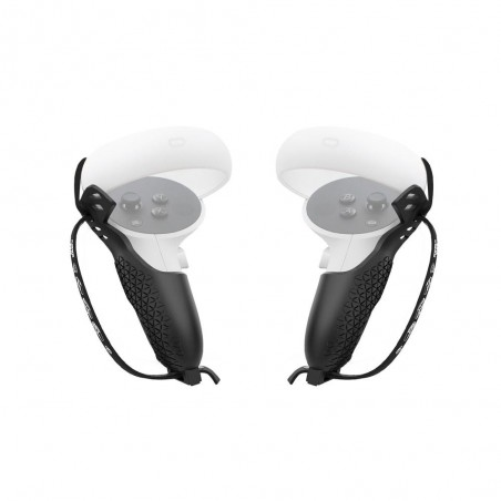 Grip Cover for Oculus Quest 2 controllers (Black)