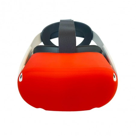 Silicone helmet cover (red)