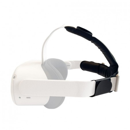 Mousse confort sangle serre-tête pour Oculus Quest 2 (Simili cuir)