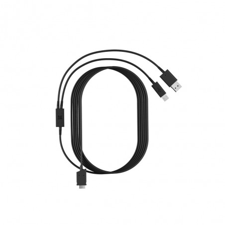 Câble Fibre Optique 6 Mètres - Pimax (USB Powered)
