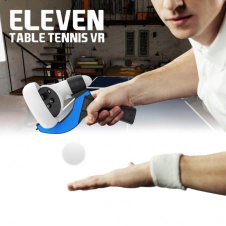 Eleven Tischtennis in VR spielen