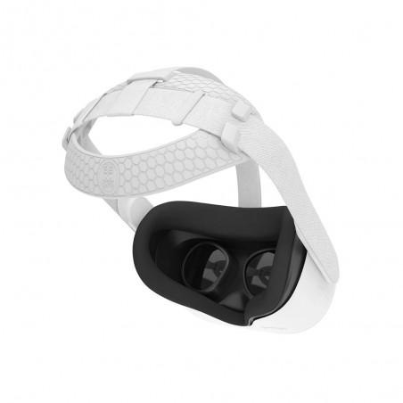 Strap arrière pour sangle standard Oculus Quest 2 (Blanc)