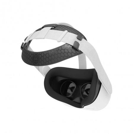 Rückengurt für Oculus Quest 2 Standardgurt (Schwarz)