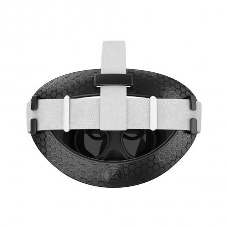 Soulage la pression de l'Oculus Quest sur la tête (noir)
