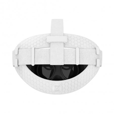 Relieves Oculus Quest pressure on the head (white)