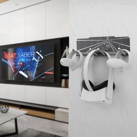 Zeigen Sie Ihr VR-Headset stolz in Ihrem Wohnzimmer