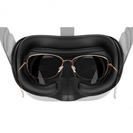Kompatibel mit Korrektionsbrillen